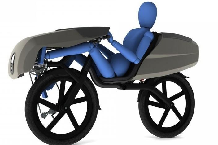 盘点未来高科技自行车图片