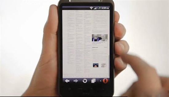 2013年手机浏览器使用时长增长97%