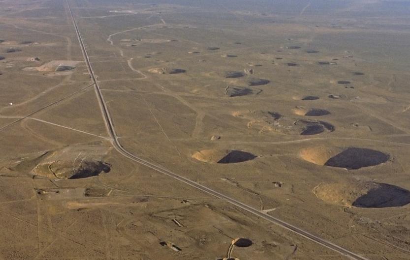 美国沙漠风景壁纸