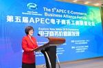 第五届APEC电子商务工商联盟论坛开幕 - 电商...