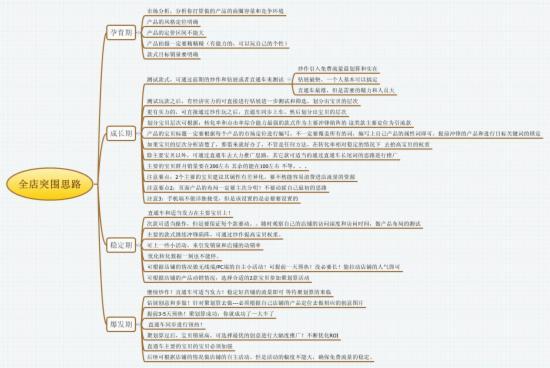淘宝推广:如何策划单品突围、全店突围? - 第7张  | vicken电商运营