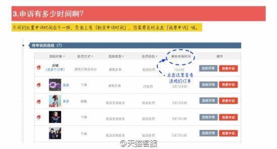 天猫推出全新商家申诉维权中心 - 第6张  | vicken电商运营