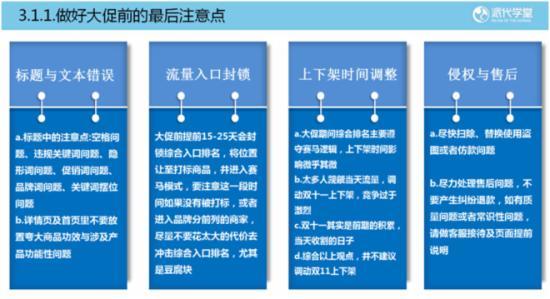 2015双11大促整体规划策略 - 第50张  | vicken电商运营