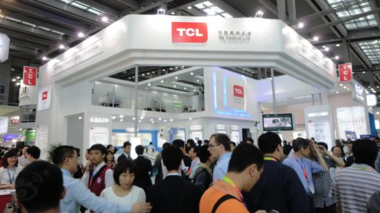 tcl集团10月电视销量137万台 同降1.55%