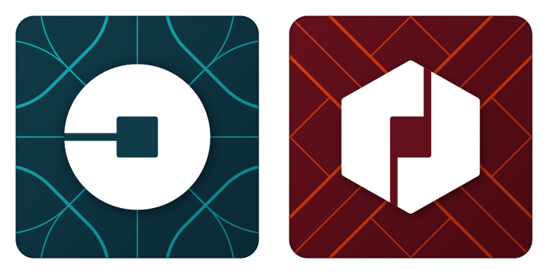 uber新logo背后的故事