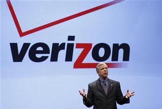 Verizon发布Q1财报 LTE网络已承载92%流量