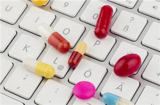 【大数据】一张图看懂医药电商格局-大健康产业新闻 健康产业最新资