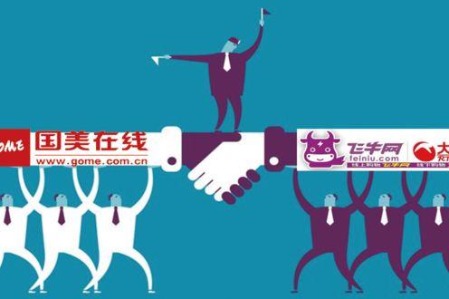战略引入飞牛网 国美在线转型综合电商