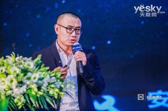 康体100总经理王延峰