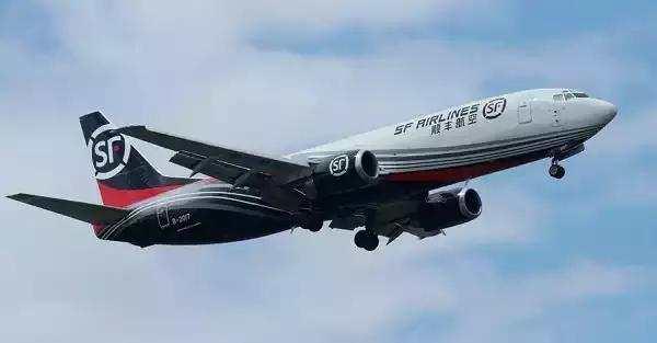 顺丰每天物流运送是两班飞机