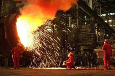 4月工业增值增速回落至6.5% 粗钢产量创新高