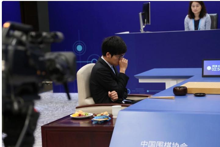 柯洁认输!AlphaGo真强大到如此程度?