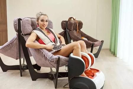 共享按摩椅火了:抢迷你KTV与娃娃机生意?