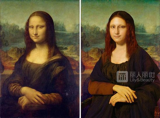 震惊!临近双11,丽人丽妆竟复活了十大世界名画