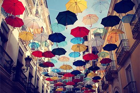 """共享雨伞""""漂流伞""""已完成数千万元的A轮融资"""