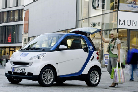 途歌共享汽车占私家车位 公司称没赔偿规定