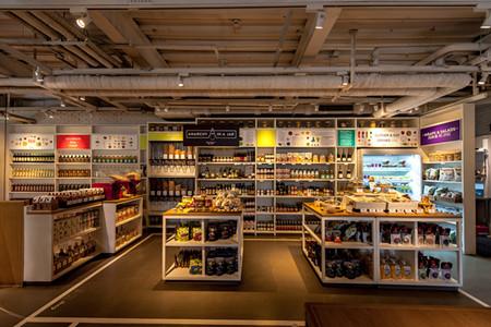 超市发第二家海淀社区商业e中心开业