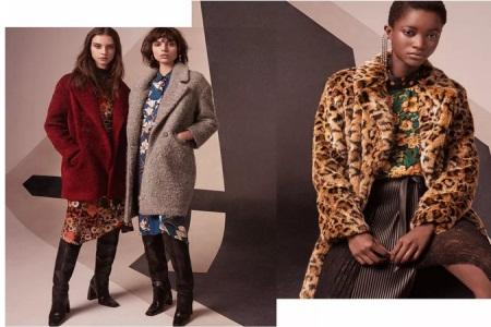 Zara开了个只能线上购买的实体店