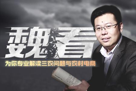 魏延安:微博如何为县域经济服务