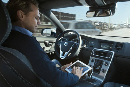 黑莓程守宗谈无人驾驶:数据安全最重要