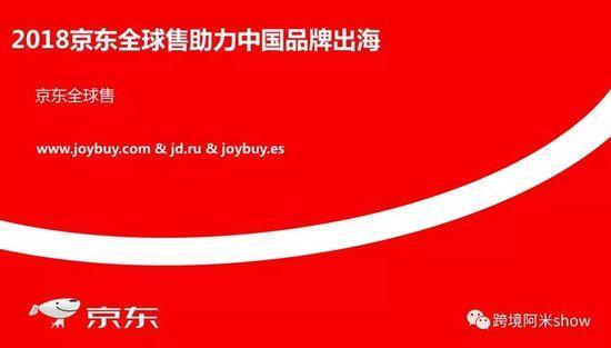 营销战略顾问阿米:揭秘京东跨境电商全球售的野望