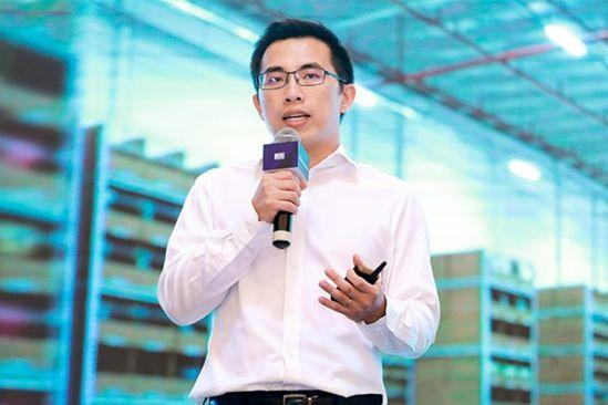 Geek+CEO郑勇:智能化仓储改变电商