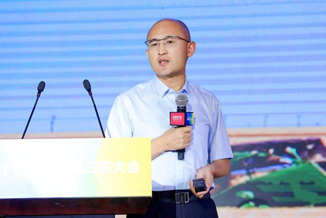 金丰公社董事长李计国:能下地的农业服务