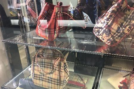 购买Gucci的中国消费者减少