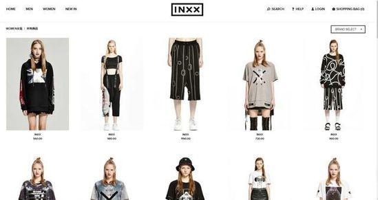 新国货正当时 高街潮牌INXX的国潮之路