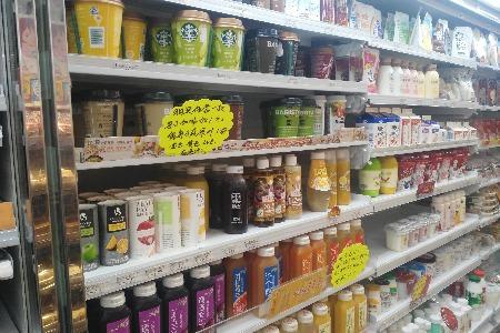 超市企业去年这一波开关店还是有点猛