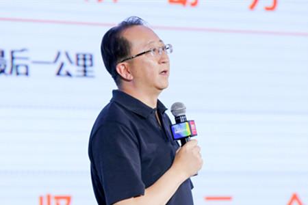 匯通達邢健虹:未來三年 服務1億個農民家庭