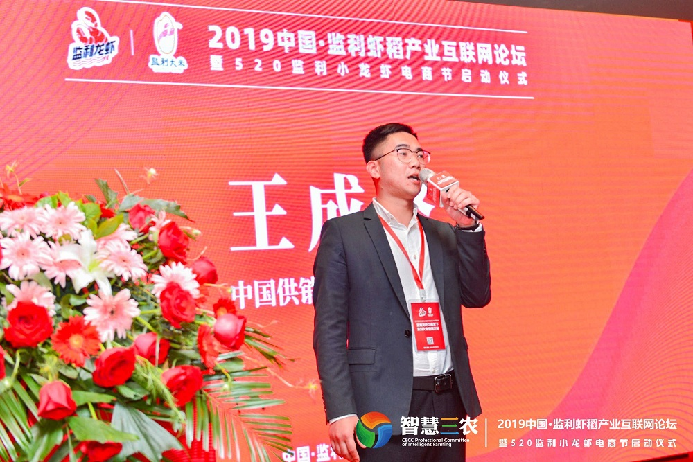 王成堅:跨境電商進農村,助力鄉村振興