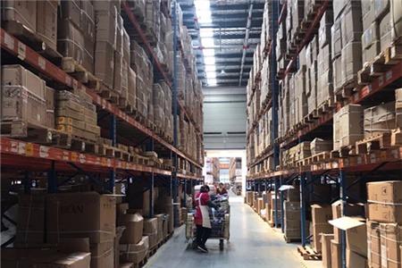 全景圖譜俯瞰2019年中國物流產業