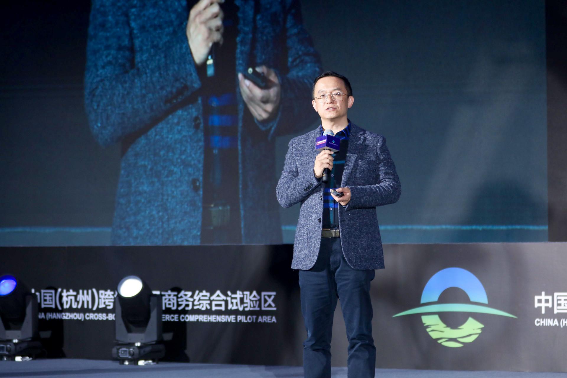 """天貓進出口事業群劉劍峰:海外品牌進入中國不止""""搬運"""""""