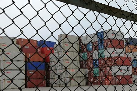 蘇伊士運河停航!堵塞船只增至238艘  亞歐航線癱瘓