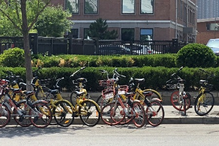 穿越廢墟:共享單車劇未終
