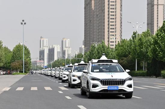 """百度Apollo拿下4.6亿超级大单,中国智能交通新基建""""加速跑"""""""