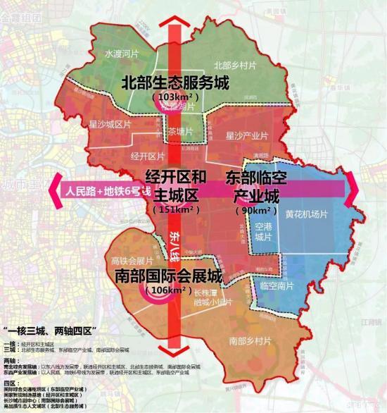 """孵化""""筑梦""""土壤、构建""""圆梦""""平台,长沙县已成投资创业""""宝地"""""""