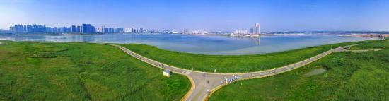 """长沙县北部新城:""""湖湘生态""""蓝图已绘就,""""右岸经济""""起飞正当时"""