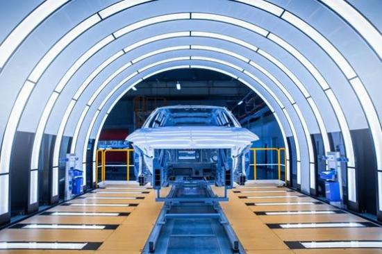 """合肥:掩盖在""""赌城""""背后的智能汽车产业野心"""